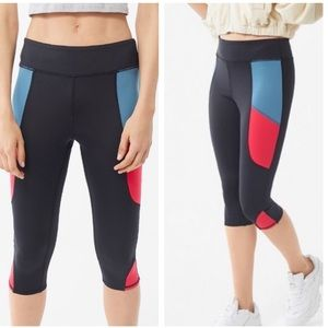 Urban Outfitters Capri Work Out Leggings S NEW